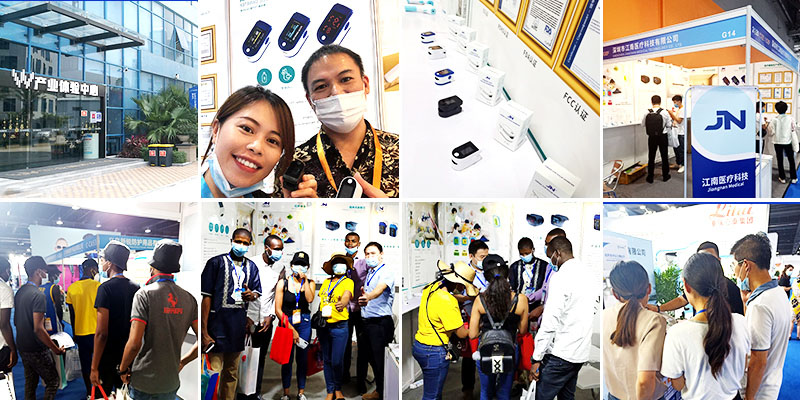 wholesale oximeter Exhibition