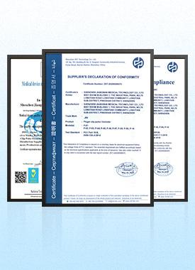 ISO & FCC & CE & FDA