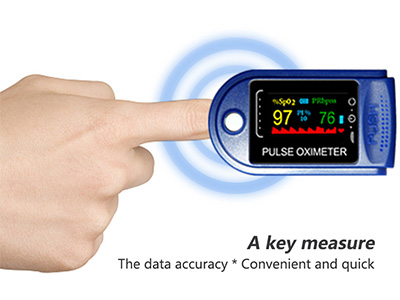 Do you know how to use the portable finger pulse oximeter produced by JN