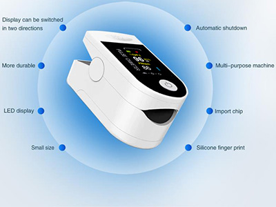 What is the role of fda approved pulse oximeter to prevent COVID-19?