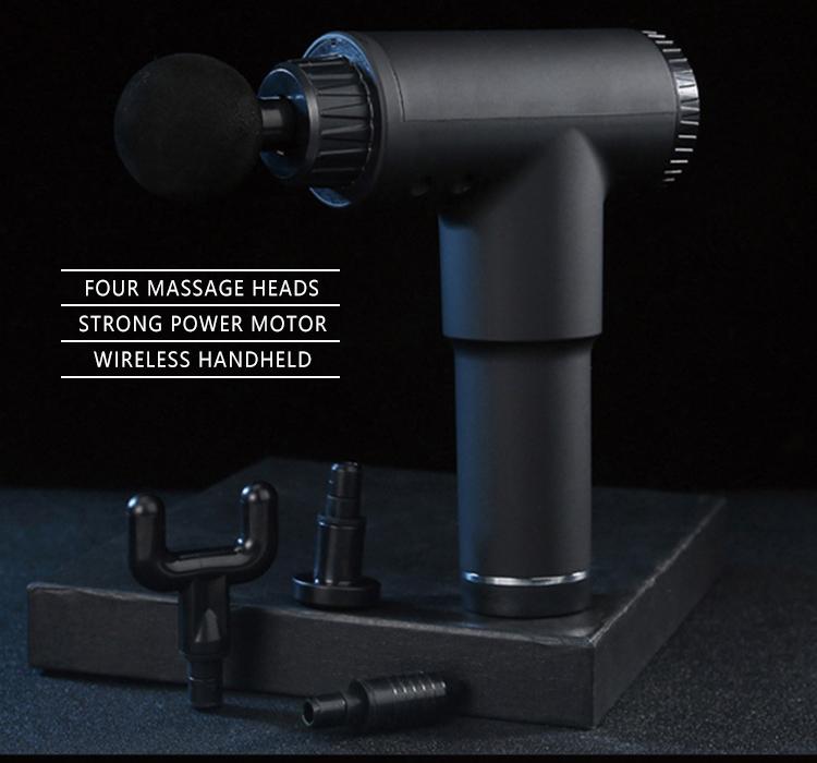 handheld massage gun