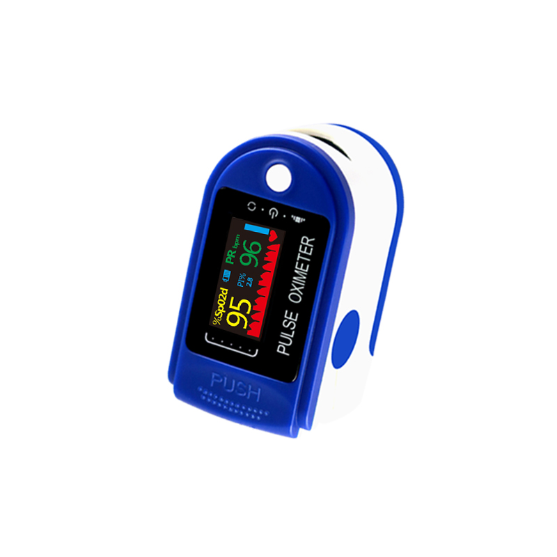 wholesale Best Portable OLED Screen Medical Grade FDA Finger Pulse Oximeter p01