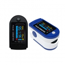 Wholesale Factory Price Finger Heart Rate and Oxygen Monitor P01